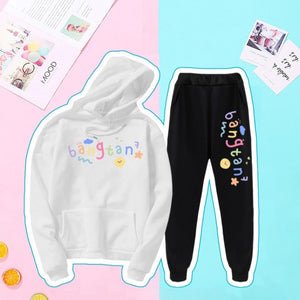 KPOP BTS Dynamite Hoodie and Sweatpants Two Piece Set