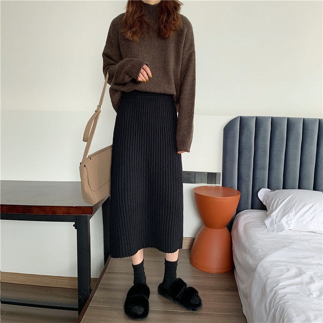 Must Have Thick Pencil Skirt