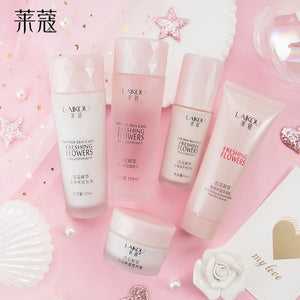 Fresh Flowers Skincare Set