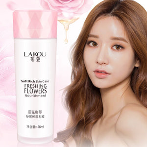 Fresh Flowers Nourishing Moisturizing Lotion