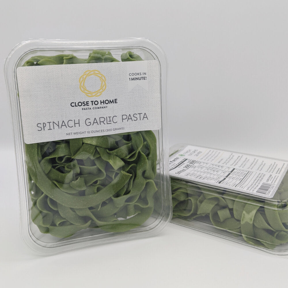 Spinach Garlic