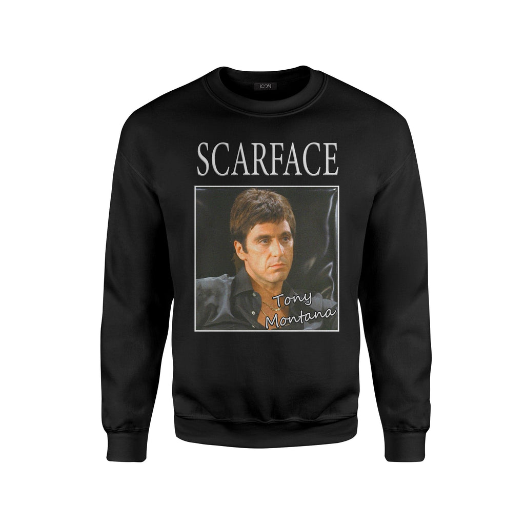 felpa ICON 90's SCARFACE