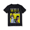 T shirt 90's ICON Will Smith