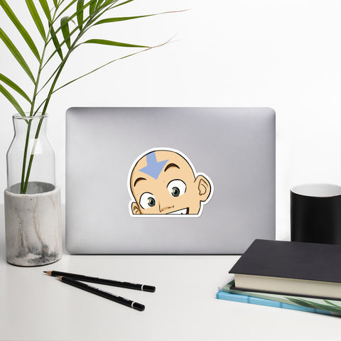 Avatar Aang Sticker