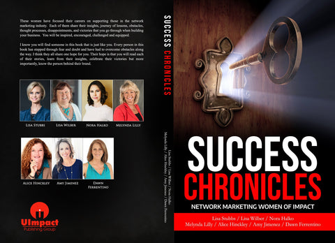 The Success Chronicles (book) featuring Avon's Captain Platinum, Lisa Wilber