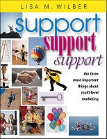 """Support, Support, Support"" (Paperback) by Lisa M. Wilber"