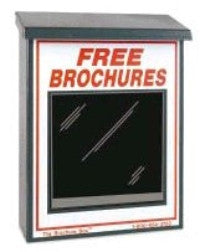 Brochure Box - Temporarily OUT OF STOCK