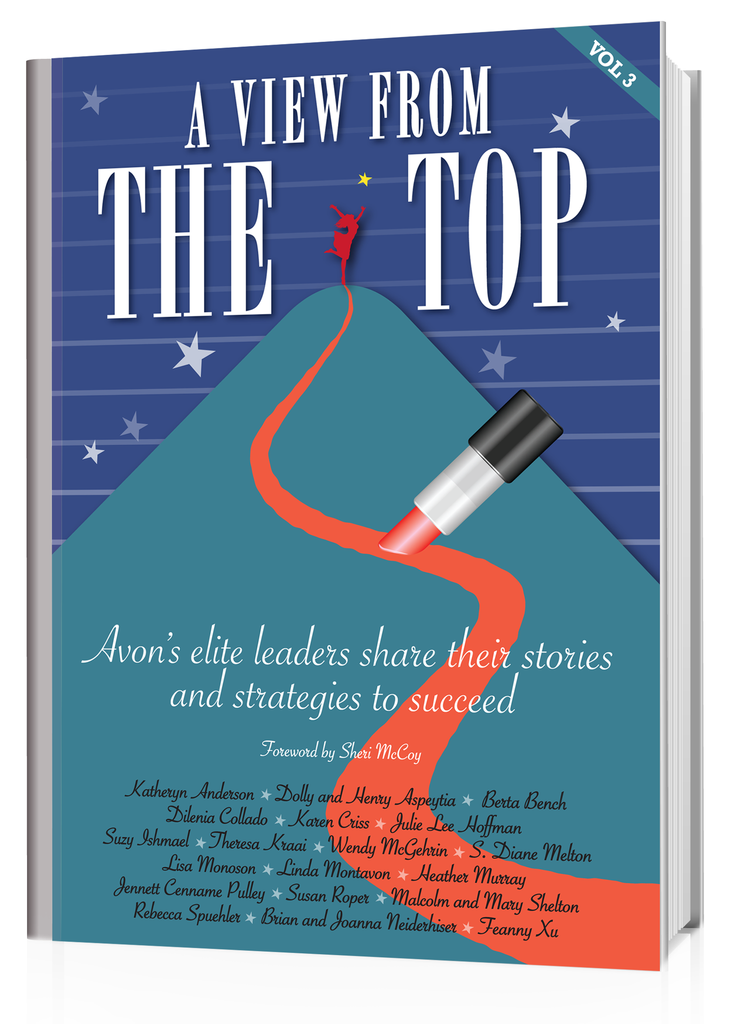 """A View from the Top: Volume 3"" Book"