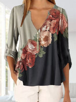Shift Boho Long Sleeve Shirts & Tops