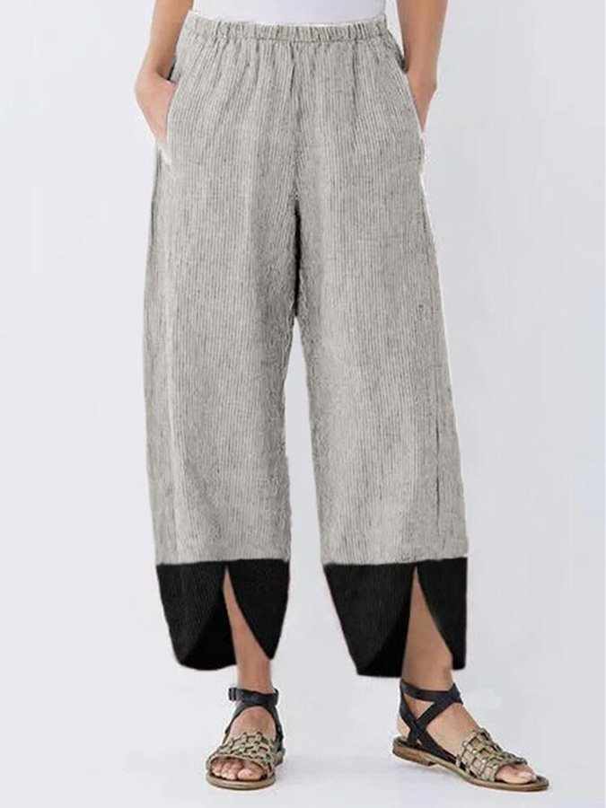 Shift Solid Pants