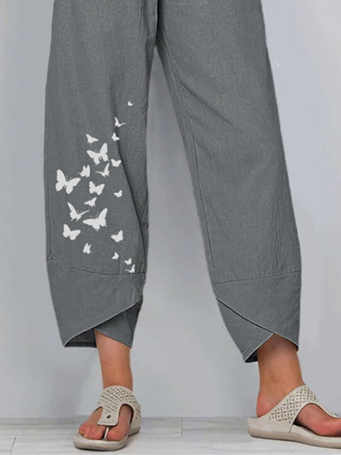 Summer Shift Casual Pants