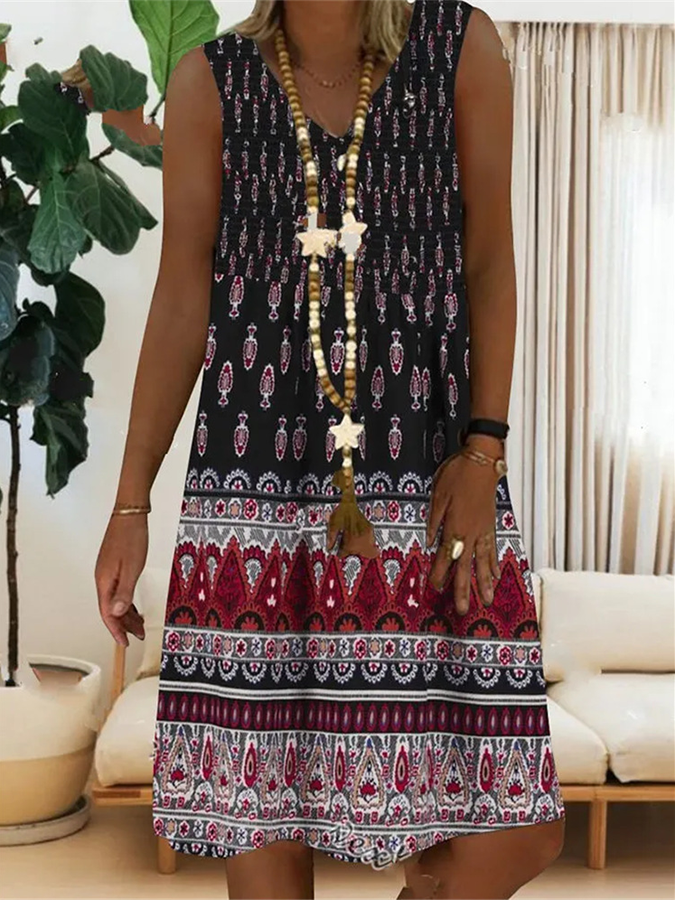 Tribal Vintage Dresses