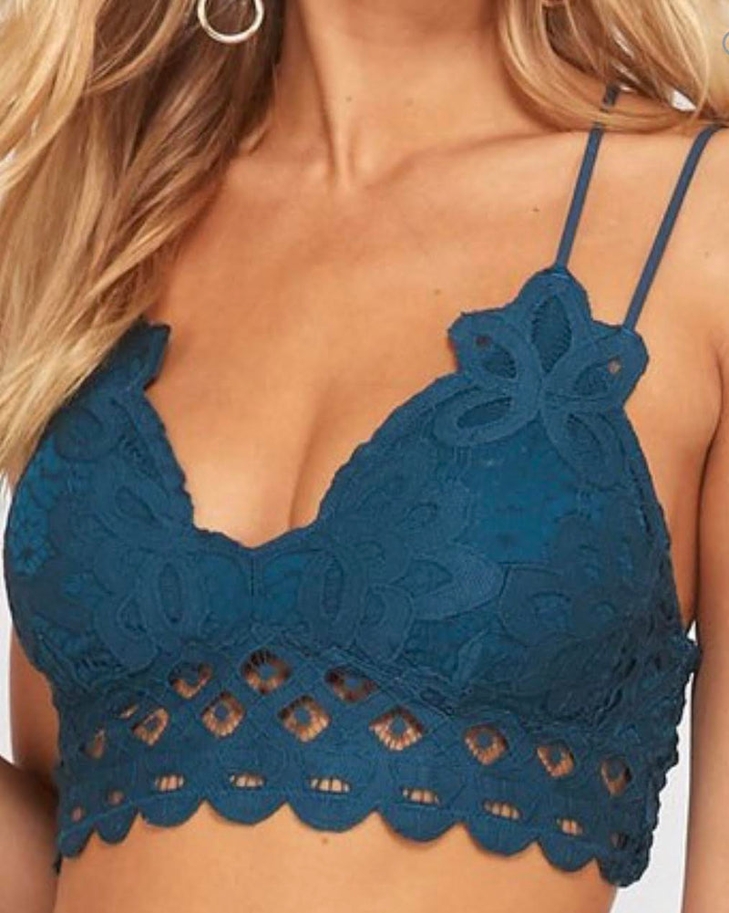 Intimates Bralette (Multiple Colors)