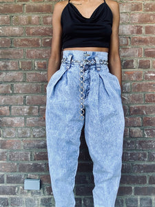 Vintage Jordache Tapered Jeans