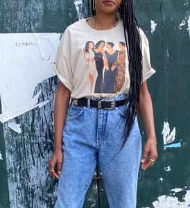 "VINTAGE INSPIRED ""WAITING TO EXHALE"" T-SHIRT"