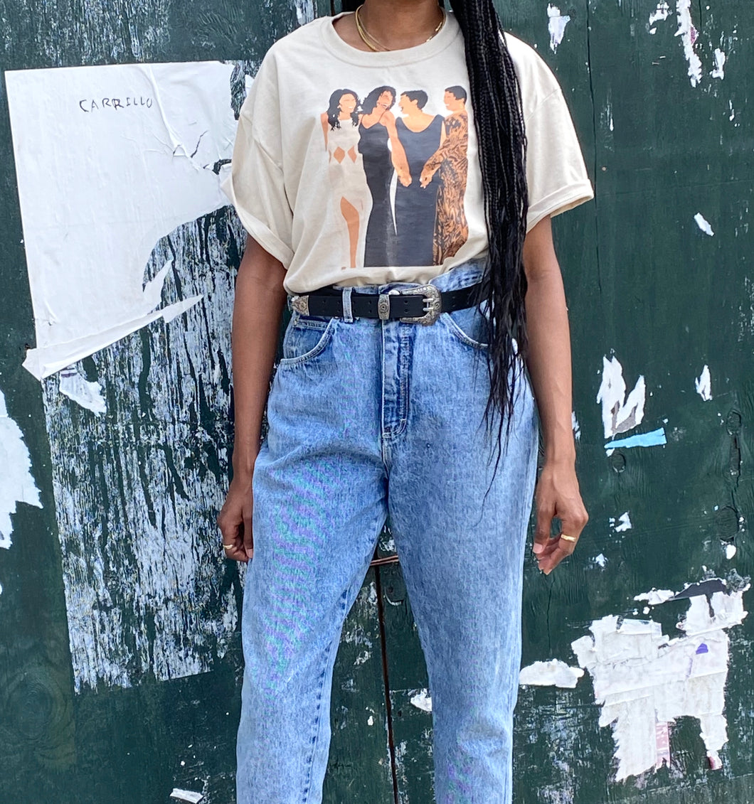 Waiting to Exhale Art Tee