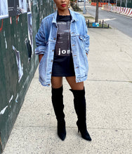 Load image into Gallery viewer, Levis Vintage Distressed Oversized Jacket