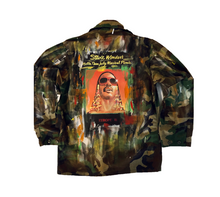 Load image into Gallery viewer, VINTAGE REPURPOSED WONDER TOUR CAMO JACKET