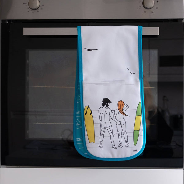 Plunging Breaker Oven Gloves