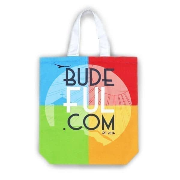 Budeful Panama Tote Bag