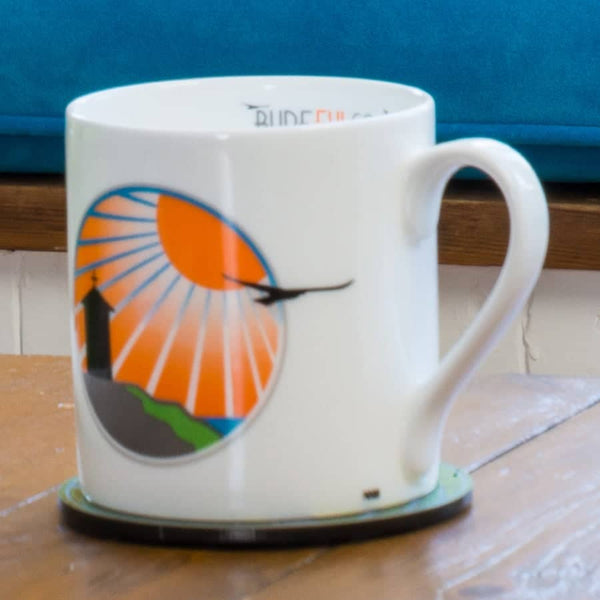Bude Pepperpot Mug