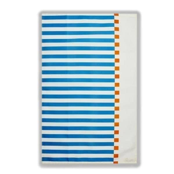 Bude Stripe Tea Towel