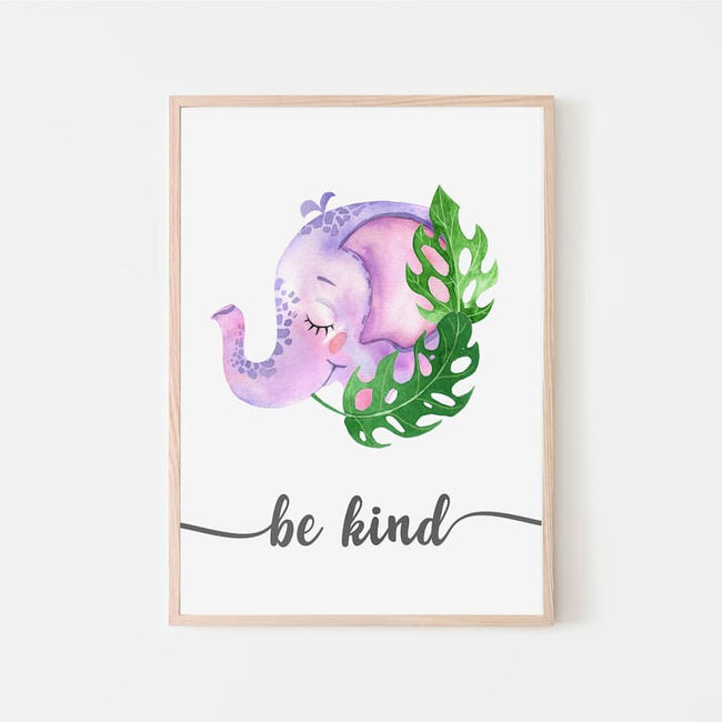 Animal Jungle Quotes - Elephant