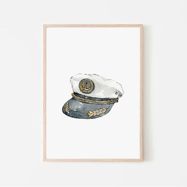 Nautical - Sailor Hat