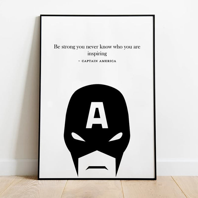 Superheroes - Captain America