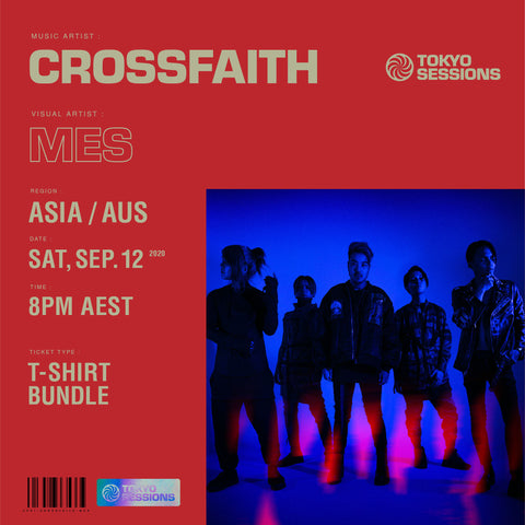 TICKET WITH T-SHIRT - ASIA/AUS