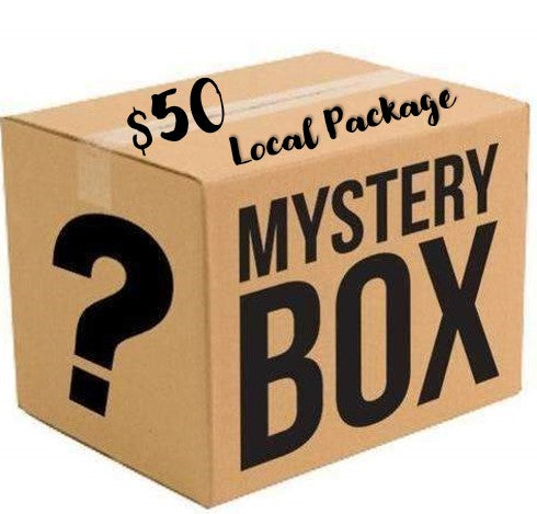 $50 Mystery Local Package by FetchLocal