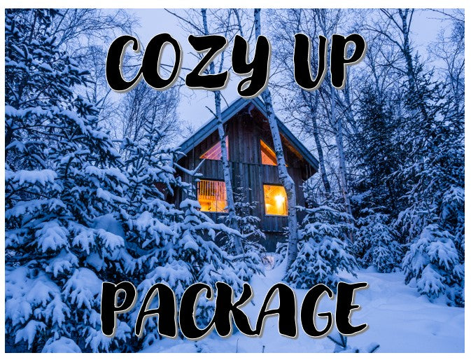 Cozy Up Package by FetchLocal