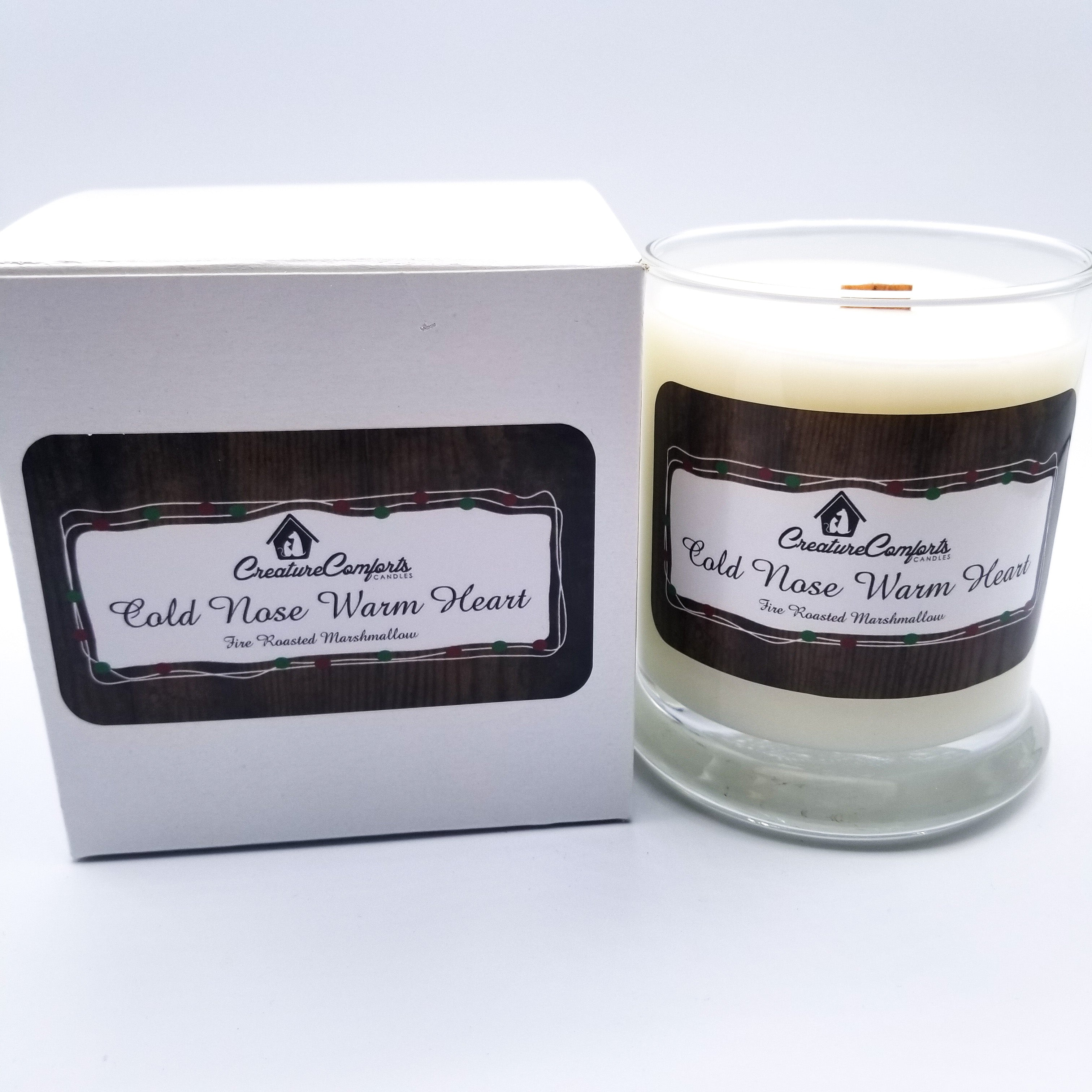 Cold Nose Warm Heart Candle by Creature Comforts