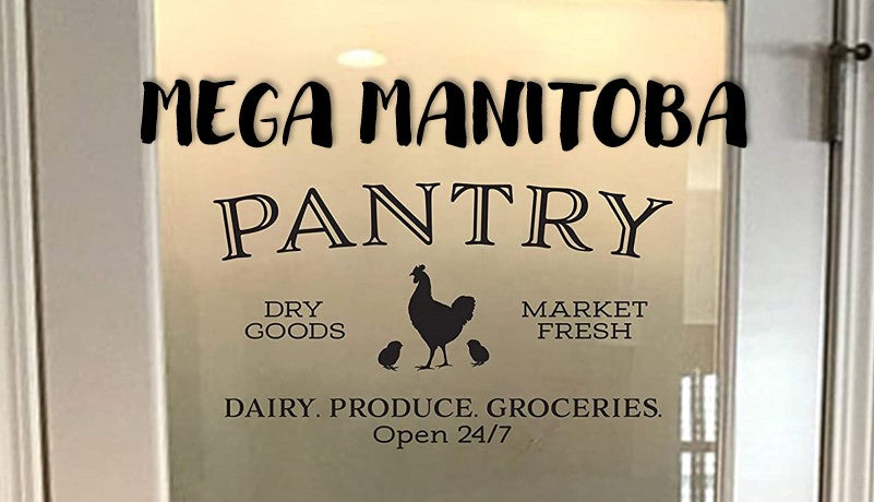 Mega Manitoba Pantry Package by FetchLocal