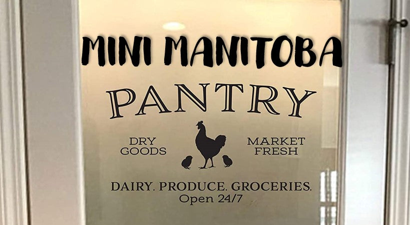 Mini Manitoba Pantry Package by FetchLocal