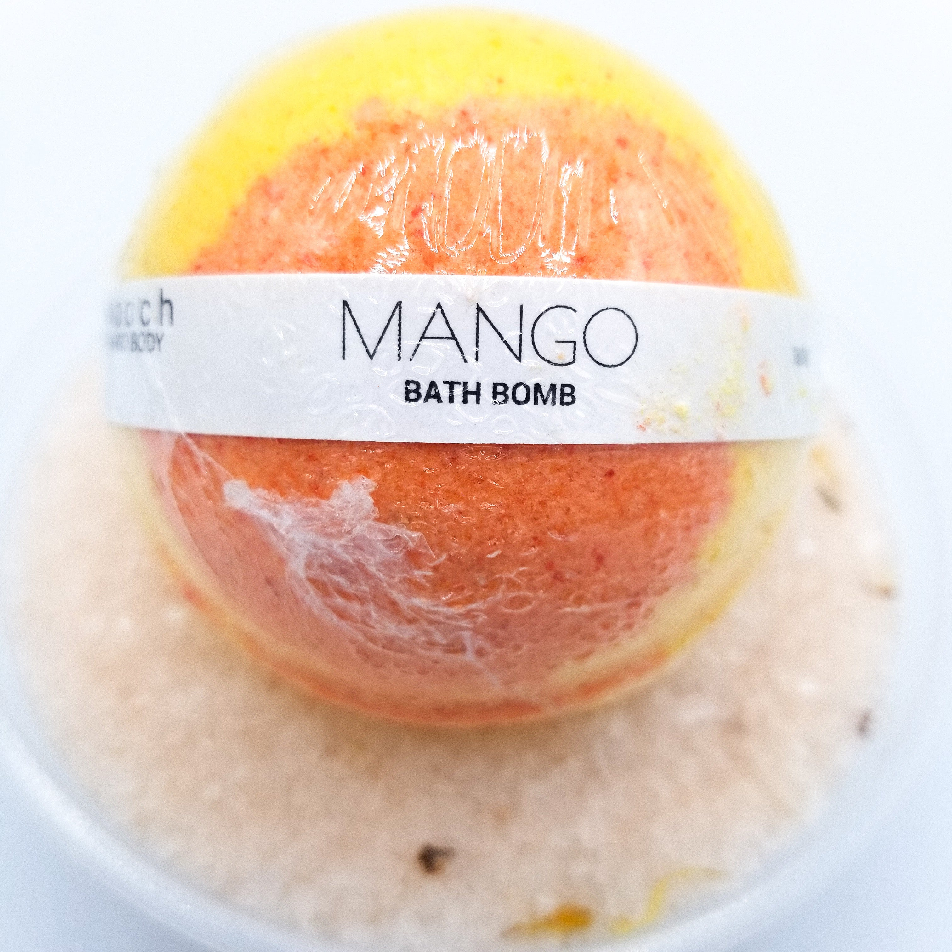 Mango Bath Bomb 150g by SMOOCH