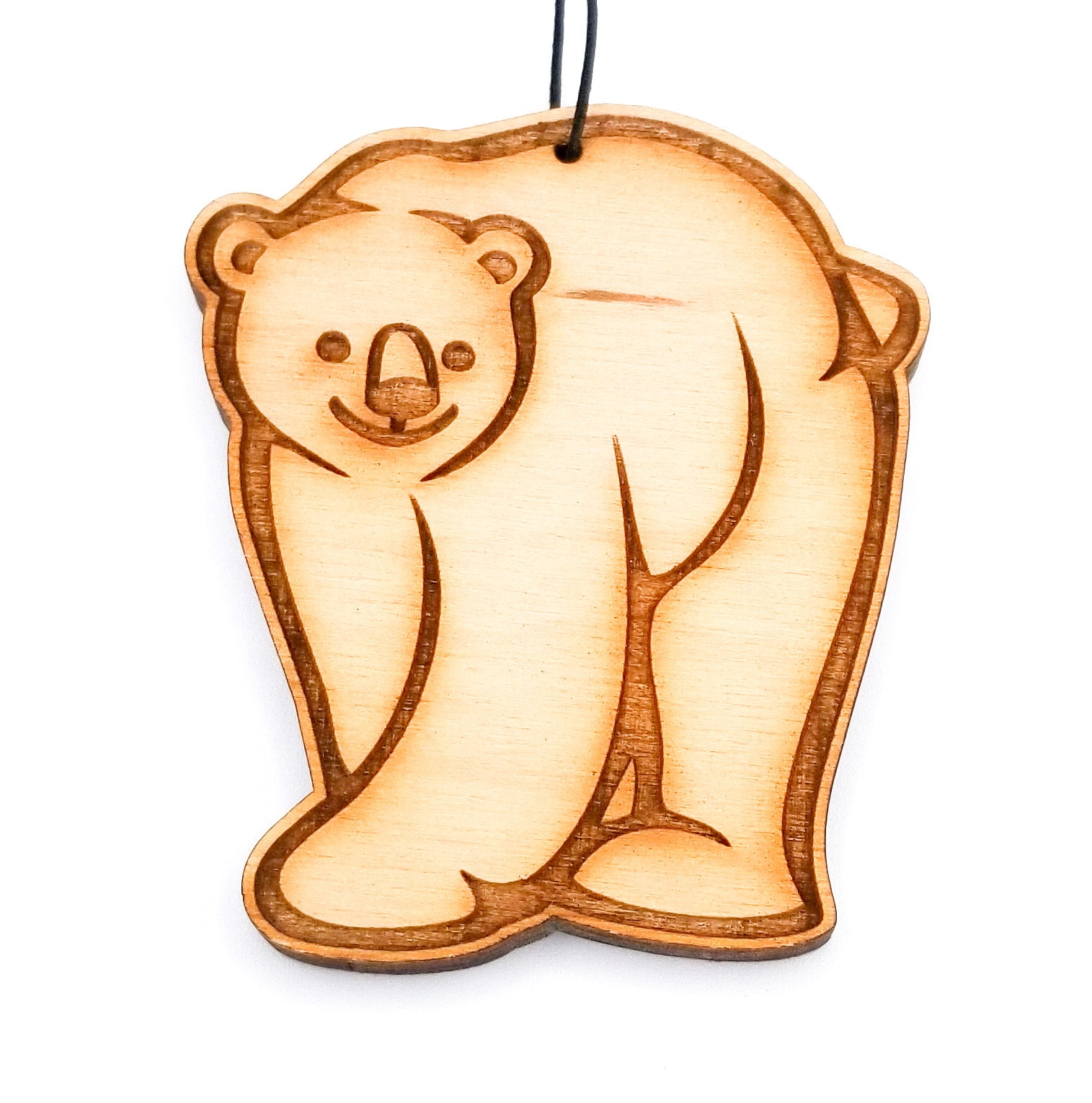 Polar Bear Air Freshener with Scent by Fresh Emblem