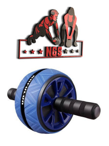 The ultimate Abdominal Roller's Exercise Wheel