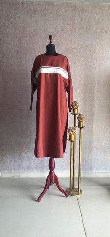 Brick Red Tunic