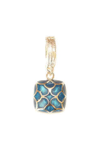 Lapus Color Cabochon Whispers Pendant