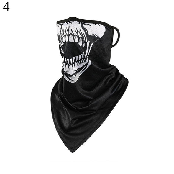 Camouflage Face Covering (One Size)