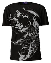 Load image into Gallery viewer, Furi - Black T-shirt