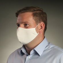 Load image into Gallery viewer, ANTIBAC Reusable Face Mask, double layer, comfortable polycotton