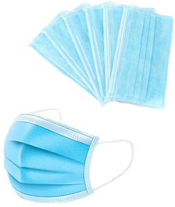3-Ply Type IIR Face Mask - Pack 50