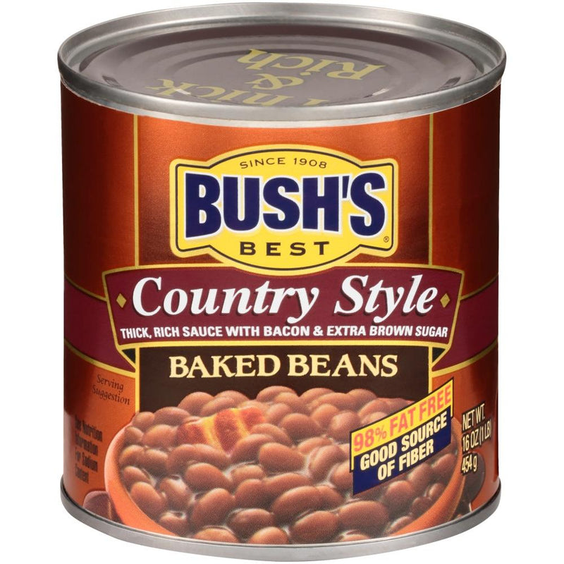 Bush's Country Style Baked Beans 454g