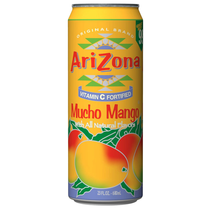 Arizona Mucho Mango with All Natural Flavour 680ml