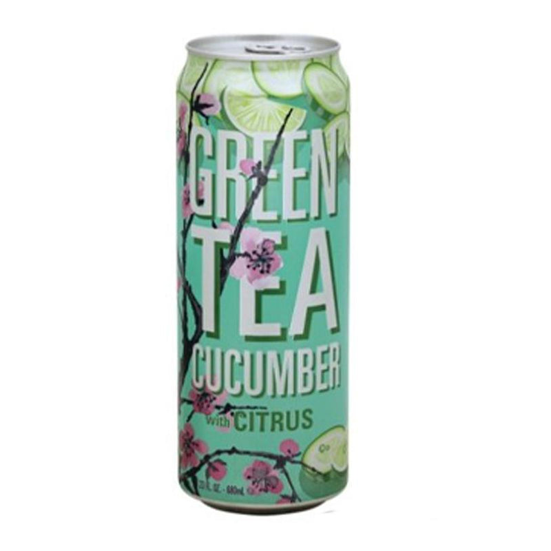 Arizona Green Tea Cucumber with Citrus 680ml