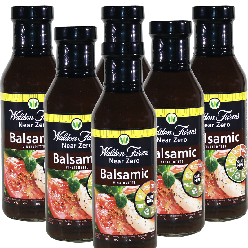 Walden Farms Low Calorie Balsamic Vinaigrette 355ml