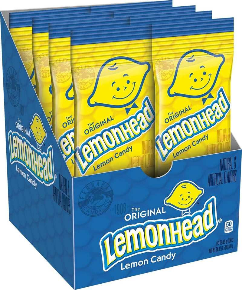 Lemonhead The Original Lemon Candy 85g