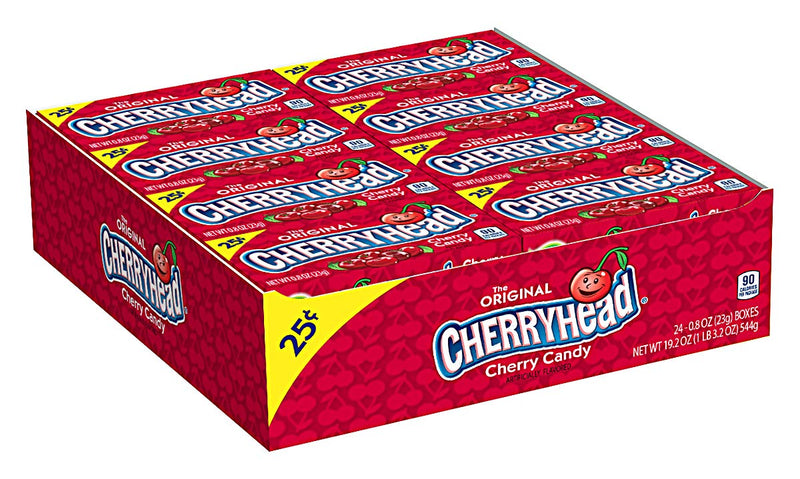 Cherryhead The Original Cherry Candy 23g